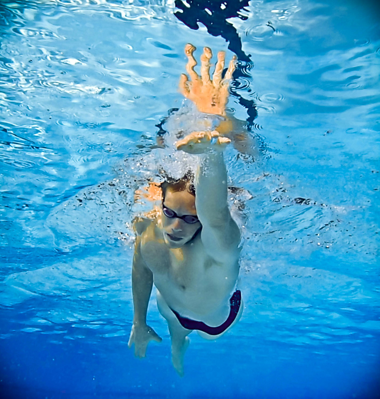 underwater - Olympic Swimming Underwater